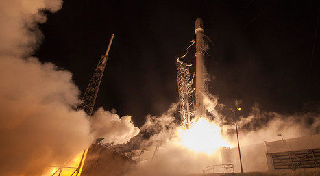 SpaceX seeks to accelerate Falcon 9 production and launch rates this year | SpaceNews.com | The NewSpace Daily | Scoop.it