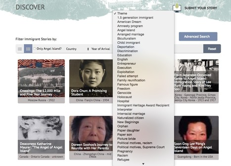 Immigrant Voices: Discover Immigrant Stories from Angel Island | Chinese American history | Scoop.it