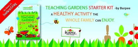 American Heart Association Teaching Gardens | School Gardening Resources | Scoop.it