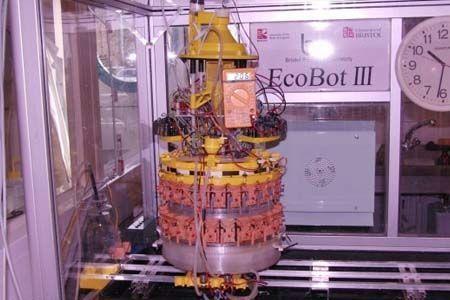 EcoBot III : un robot alimenté par les égouts | Robotique de service | Scoop.it