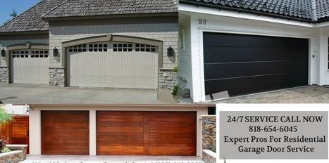 Garage Gate Repairing Services A Short Guid | Garage Door Repair Encino | Scoop.it