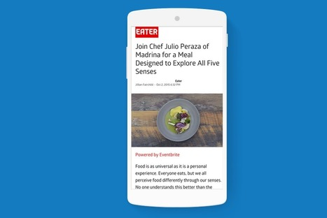 Google says its version of Facebook's instant articles will arrive early next year | Geeks | Scoop.it