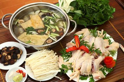Cách làm lẩu gà nấm cho ngày đông sum vầy | Cách nấu ăn | Scoop.it