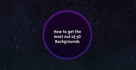 Prezi - Blog - 4 ways to use 3D backgrounds in Prezi | Outils sympas et utiles pour collaborer, chercher, partager... sur le web | Scoop.it