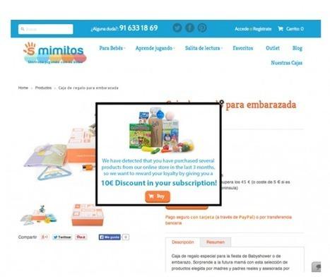 Behavioural Targeting for e-commerce - Smart Insights Digital Marketing Advice   Marketing FMCG, branding, CRM   Scoop.it