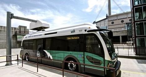 Recarregar um autocarro eléctrico já é mais rápido que encher o depósito de combustível | Websharing | Scoop.it