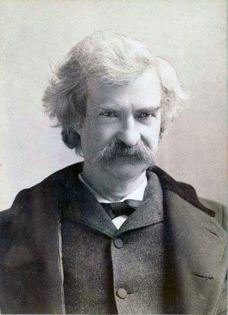 Mark Twain, Finn fleur de l'Amérique   Libération   Kiosque du monde : Amériques   Scoop.it