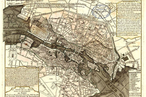 La crue de 1740 | Histoires de Paris | Scoop.it