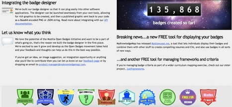 OpenBadges.me | Web information Specialist | Scoop.it