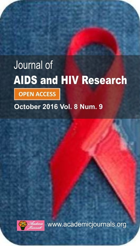 "Journal of AIDS and HIV Research - effect of the ""rebirth to seven wonders"" powder supplement for nutritional management in hiv-infected subjects on antiretroviral therapy 