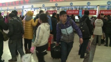 Thousands stranded in train station in China - CNN.com | CLOVER ENTERPRISES ''THE ENTERTAINMENT OF CHOICE'' | Scoop.it