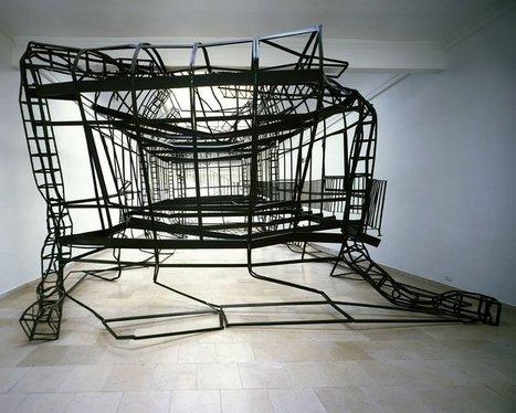 "Monika Sosnowska, ""1:1"" | Art Installations, Sculpture, Contemporary Art | Scoop.it"