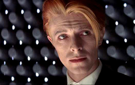 David Bowie's The Man Who Fell To Earth Turns 40   Sci-Fi Talk   Scoop.it