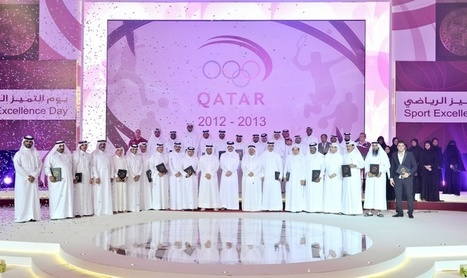 Qatar Olympic Committee Organizes the Sport Excellence Day to Celebrate ... - Sports Features Communications | LE QATAR ORGANISERA-T-IL UN JOUR LES JEUX OLYMPIQUES ? | Scoop.it