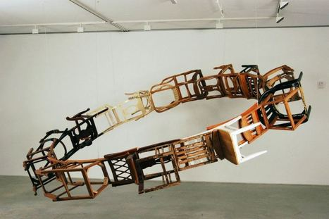 Marc André Robinson: Right of Return | Art Installations, Sculpture, Contemporary Art | Scoop.it