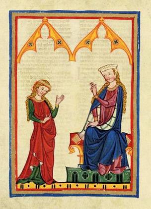Noorderwind - Kampvolgsters in de middeleeuwen | Leven in de Middeleeuwen | Scoop.it