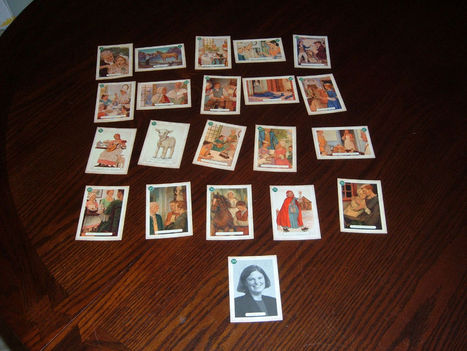 Lot of 115 American Girl Trading Cards Felicity Kirsten Addy Samantha Molly | What's New and Cool | Scoop.it