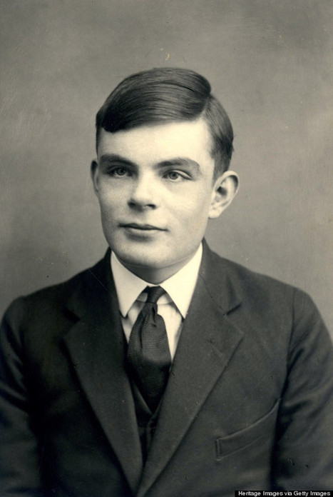 Turing Biographer On The True Story Of Genius's Tragic Death | THEIR STORY | Scoop.it
