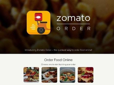 Zomato will now deliver to your doorstep | Ecommerce logistics and start-ups | Scoop.it