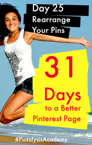 Learn How to Rearrange Your Pins on Pinterest | Pinterest | Scoop.it