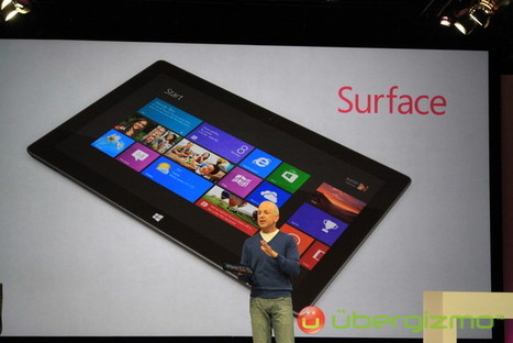 A Closer Look At Microsoft's Game-Changing Windows 8 Tablet | ZipMinis: Science of Blogging | Scoop.it