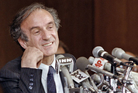 Remembering Elie Wiesel: A Tribute From a Friend and Disciple   Israel Reflections   Scoop.it