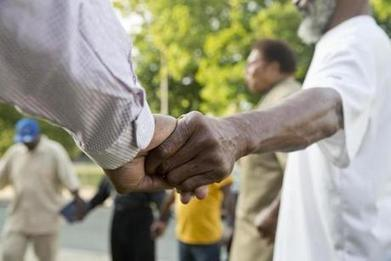Neighborhood walk in Roxbury promotes peace - Boston Globe | Making a difference | Scoop.it