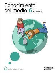 Libro Digital Conocimiento del Medio 6º. Santillana. Temas 1 a 10 ... | Conocimiento del Medio 6º de Primaria | Scoop.it