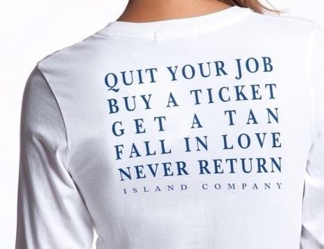 Ini Alasan Resign Kerja. Kalau Kamu? | Blog Bukik | Scoop.it