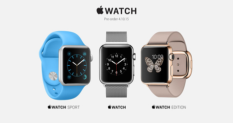 At One Year Old Is Apple's Watch A Flop? Not Exactly.I Fortune.com   CONNECTED OBJECTS   Scoop.it