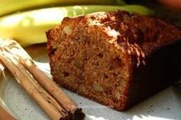 Banana, Almond & Cinnamon Cake | Recipes | Scoop.it