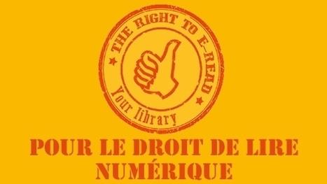Pétition pour le droit de lire numérique | Culture numérique, bibliothèques et réseaux sociaux | Scoop.it
