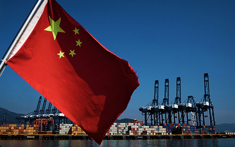 China's economy sees weakest growth in 13 years - Telegraph   China news   Scoop.it