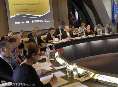 L'aménagement urbain débattu au conseil municipal de Nevers | Revue de presse du CAUE de la Nièvre | Scoop.it