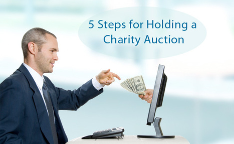 Steps for holding a Charity Auction   classifieds software   Scoop.it