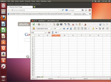 Ubuntu's controversial Mir window system won't ship with 13.10 desktop - Ars Technica | Linux and Open Source | Scoop.it