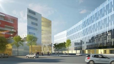 Première pierre d'un nouveau Cœur de Quartier pour Nanterre - Urban Attitude | Ressources en Géographie | Scoop.it
