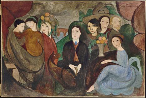 """Apollinaire critique d'art ? Selon Picasso, """"le poète ne connaissait rien à la peinture""""   Ateliers d'écriture   Scoop.it"""