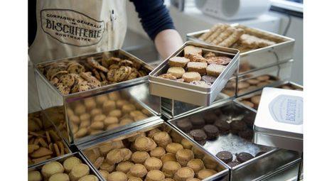 Gilles Marchal et la biscuiterie | Gastronomie Française 2.0 | Scoop.it