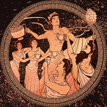 #Assyrtiko - #Malagousia - #Avgoustiatis - #Mavrodaphne... chosen by Dionysus, the #wine god...   travelling 2 Greece   Scoop.it