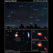 HubbleSite - NewsCenter - Space Astronomy Archive and Distant Supernova Are Named in Honor Of U.S. Senator Barbara A. Mikulski (04/05/2012) - Introduction   Hubble Space Telescope   Scoop.it