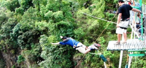 Bungee jumping Nepal | Nepal Travel info | Scoop.it