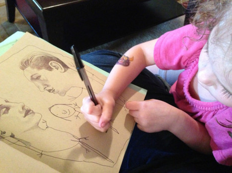 How My 4-Year-Old Helped Me Create Something Extraordinary | Emotive Psicología: Relaciones | Scoop.it