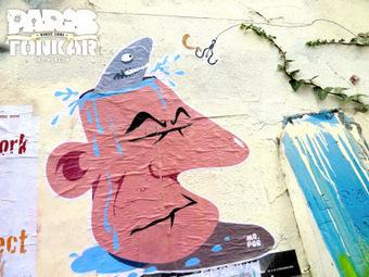 Interview de Tarek par Fanny Arlandis (lemonde.fr) | Interviews graffiti et Hip-Hop | Scoop.it