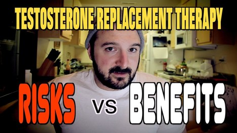 Low Testosterone Therapy: Risks and Benefits | Mens Health Solutions | Scoop.it