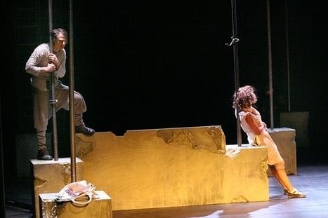 « Boîte Noire » de Issam Boukhaled, ou la révolte permanente - L'Orient-Le Jour | Fenêtre sur le Théâtre arabe | Scoop.it