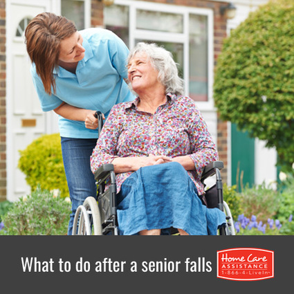 What Steps Should You Take After Your Elderly Loved One Falls? | Home Care Assistance of Bloomfield | Scoop.it