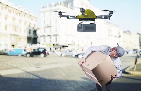 These drones are coming for your Jobs | OpusUS Work@Vantage© Business & Management Research | Scoop.it
