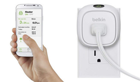 Belkin helps tracking energy consumption with a connected device. | Transformative Innovation | Scoop.it