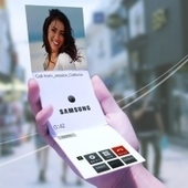 Samsung Display concepts and videos show a future where flexible, foldable, transparent displays are everywhere | Mobile Technologies | Scoop.it